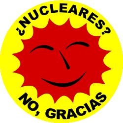 CANDIDATOS VERDES DE TODA ESPAÑA PIDEN LA DESNUCLEARIZACIÓN.