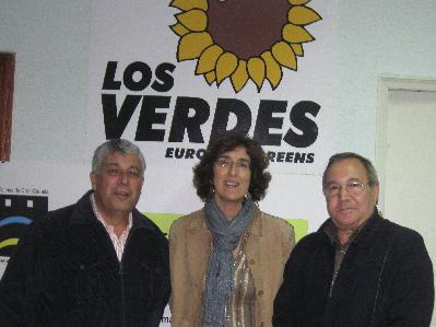 Amalia Bosch cabeza de lista al Ayuntamiento de Santa Brígida