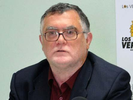 Ruperto Matas y Blas García candidatos en Santa Lucía de Tirajana.