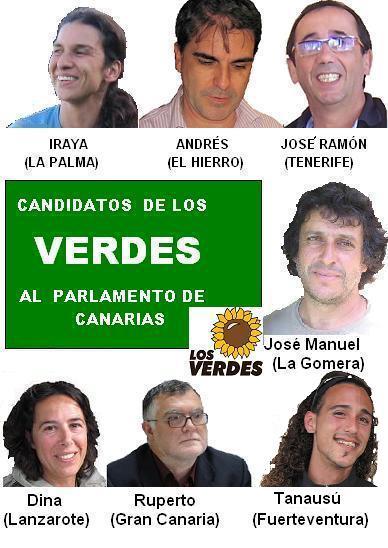 PROGRAMA MARCO ELECTORAL DE LOS VERDES CANARIOS 2011